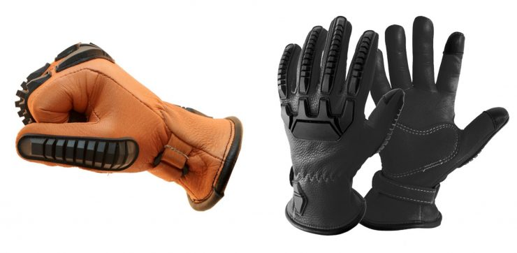 Lee Parks Design Sumo Motorcycle Gloves