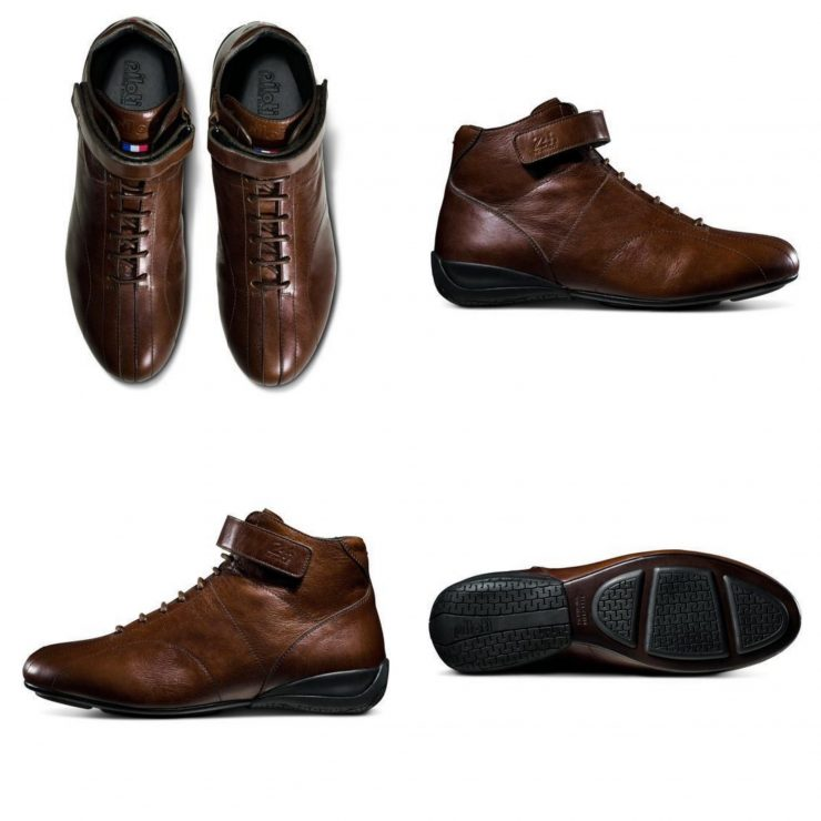 Classic Style: Piloti 24H Le Mans Driving Shoes – Limited Edition