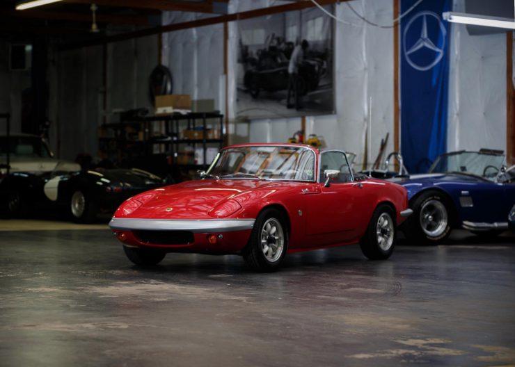 Lotus Elan 3 740x528 - The 1966 Lotus Elan - Twin Cam British Roadster Royalty