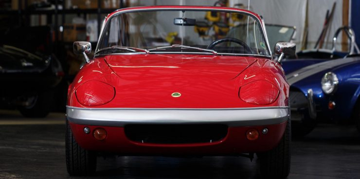 Lotus Elan Nose