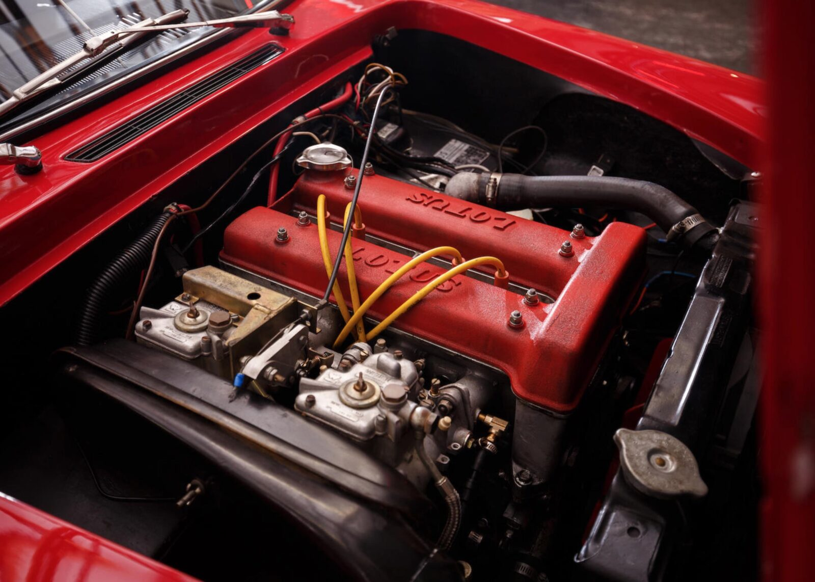 Lotus Elan Engine