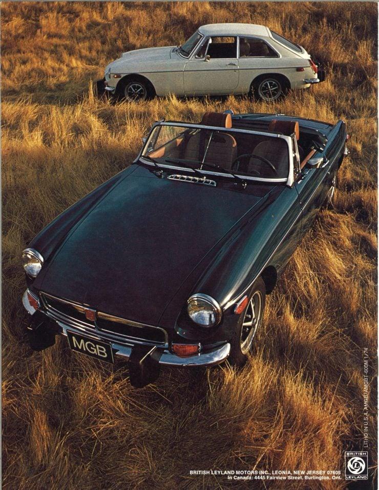 MGB Cars