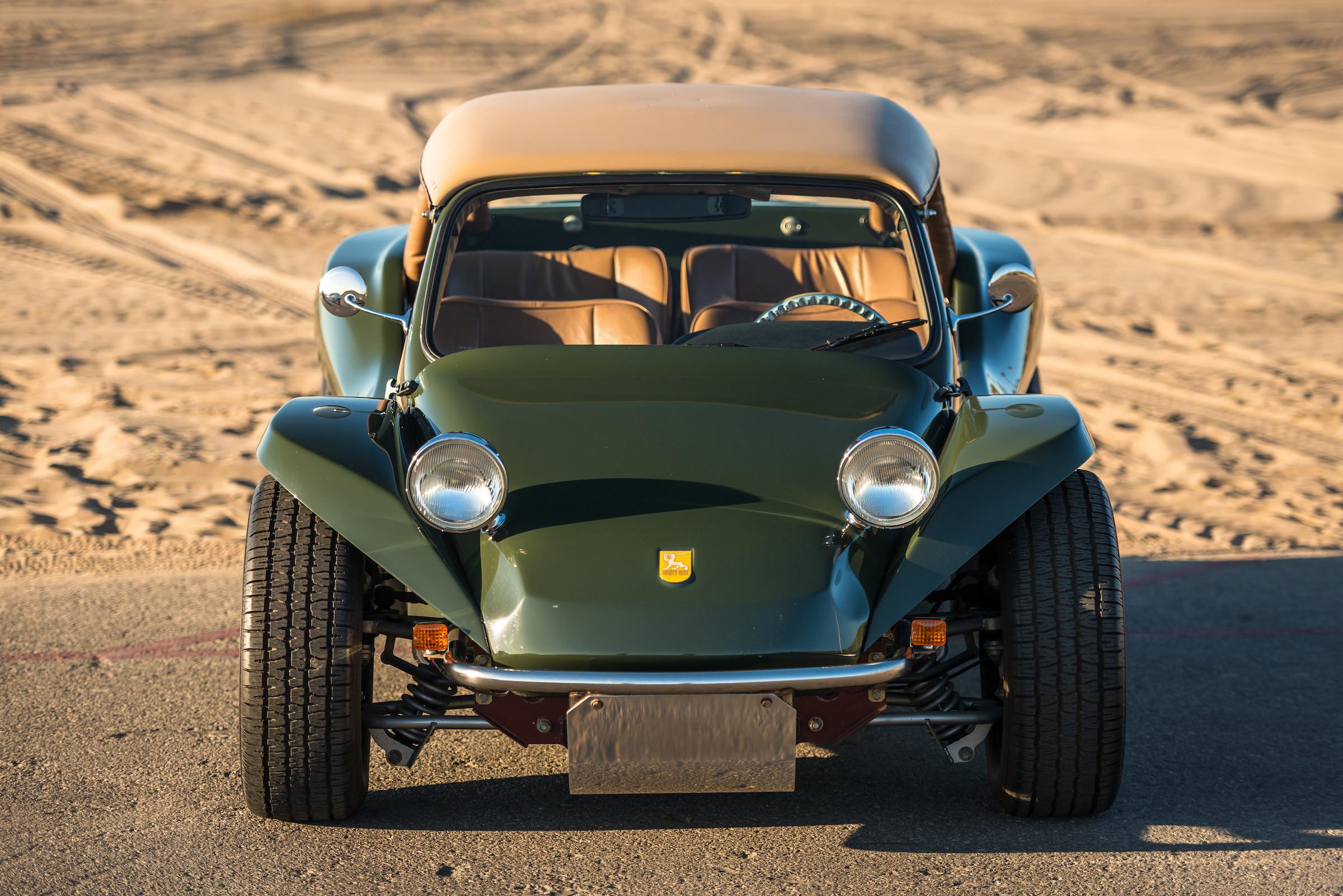 The Original American Dune Buggy 1965 Meyers Manxter 2 2
