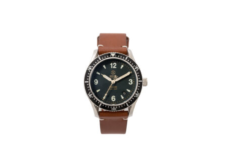 Nezumi Baleine Dive Watch 450x330 - Nezumi Baleine Dive Watch - A Classic Swedish & Japanese Automatic