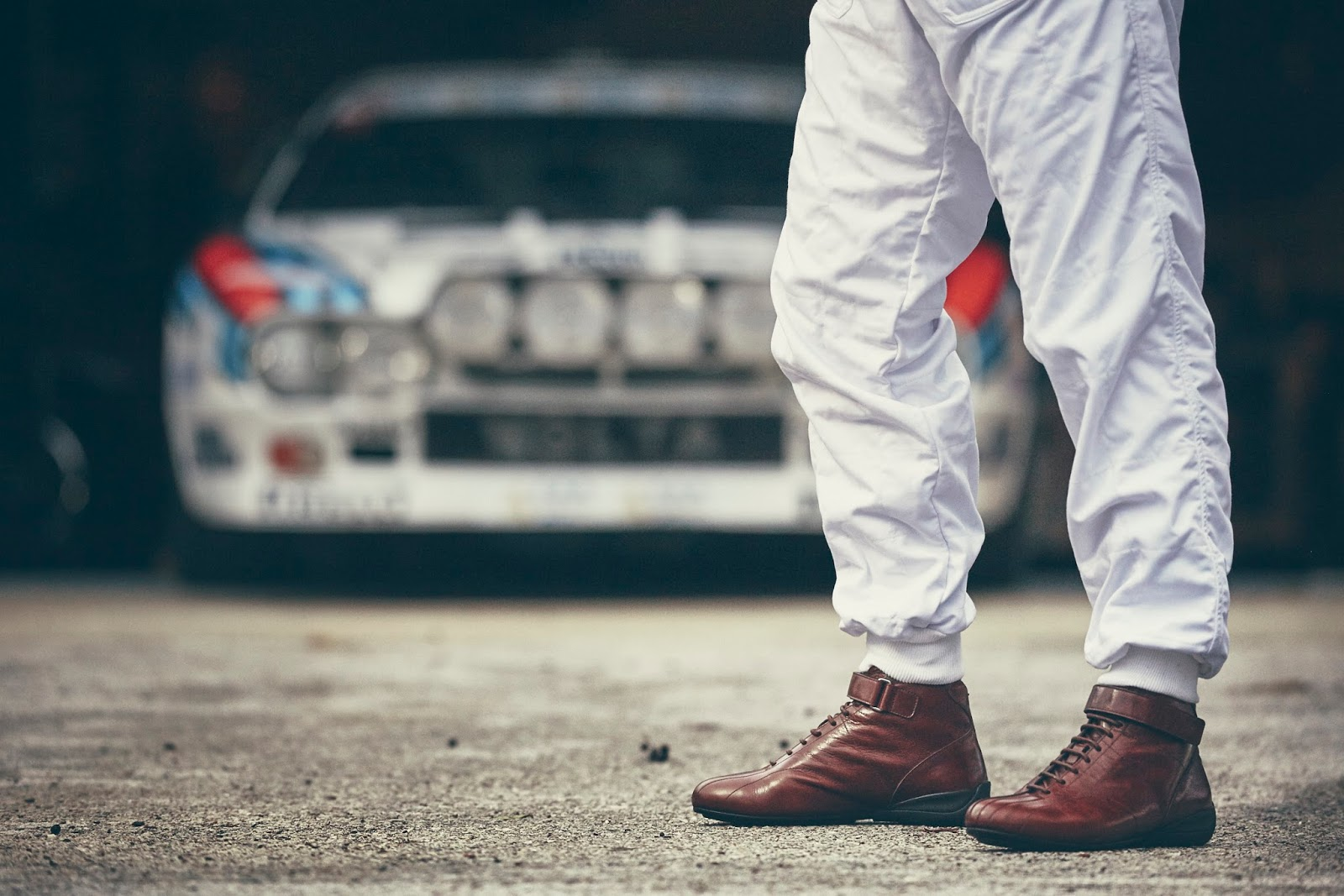 Classic Style: Piloti 24H Le Mans Driving Shoes - Limited Edition