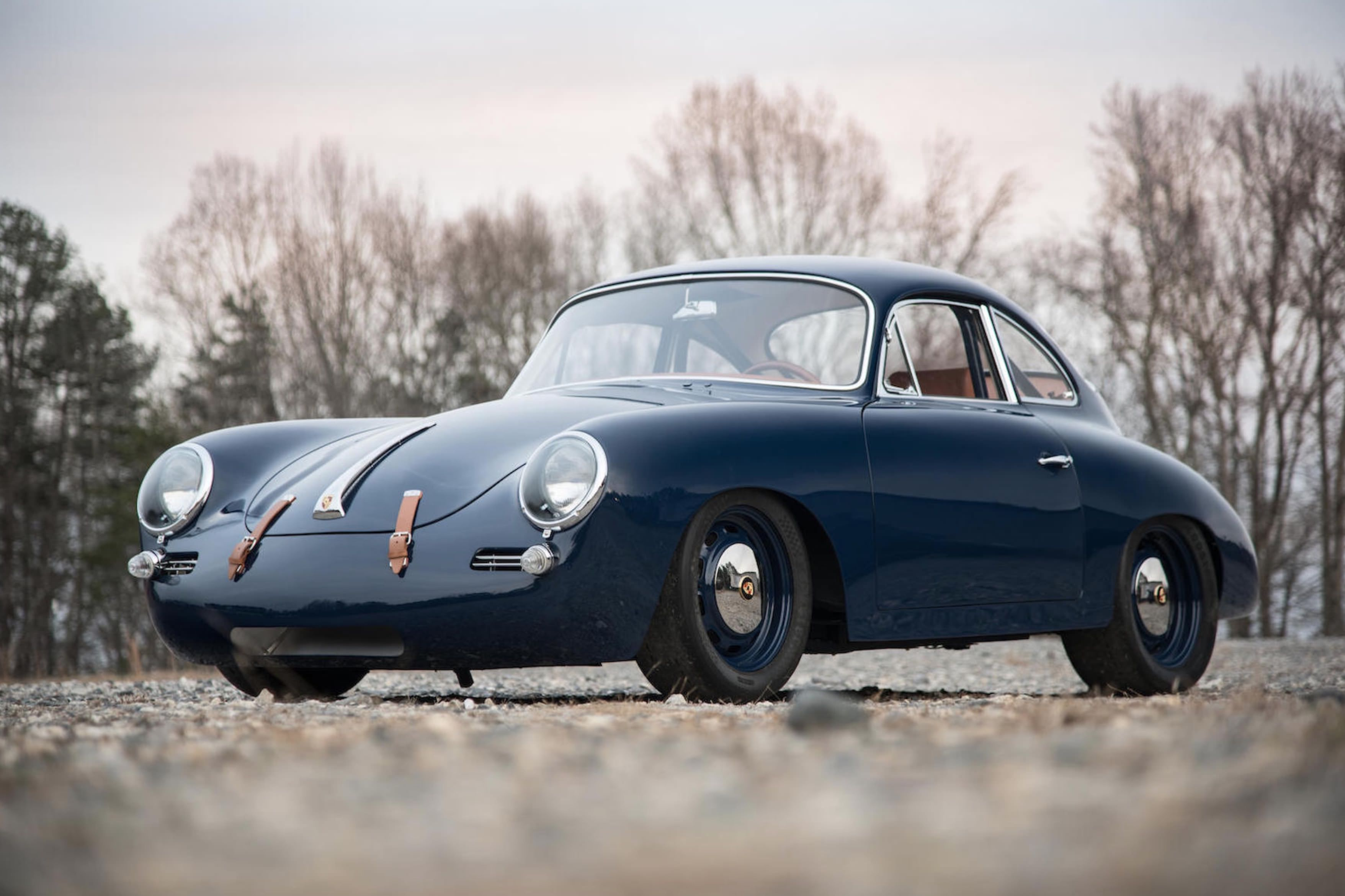 a 1964 porsche 356 outlaw with a 236 hp 2 8 liter flat 6. Black Bedroom Furniture Sets. Home Design Ideas