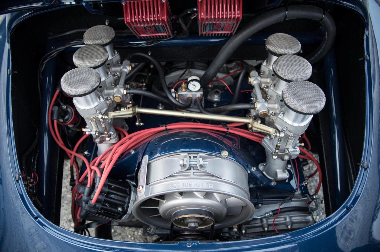 Porsche 356 Outlaw >> A Mighty 236 HP - 2.8 Liter Flat-6 - 1964 Porsche 356 Outlaw