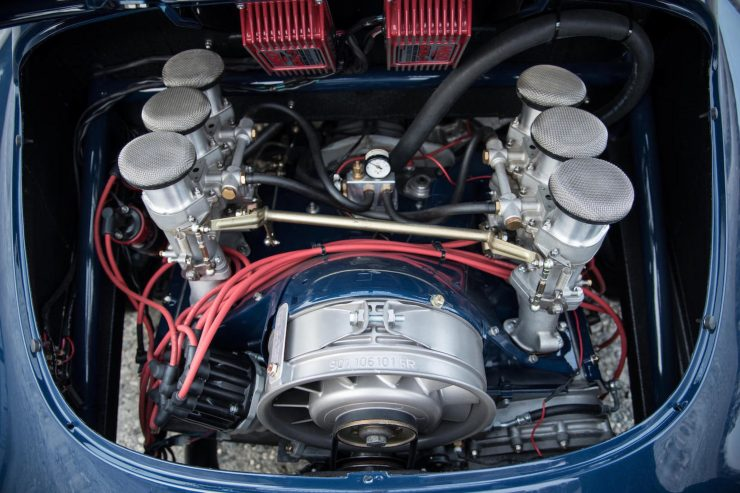 Porsche 356 Outlaw Engine