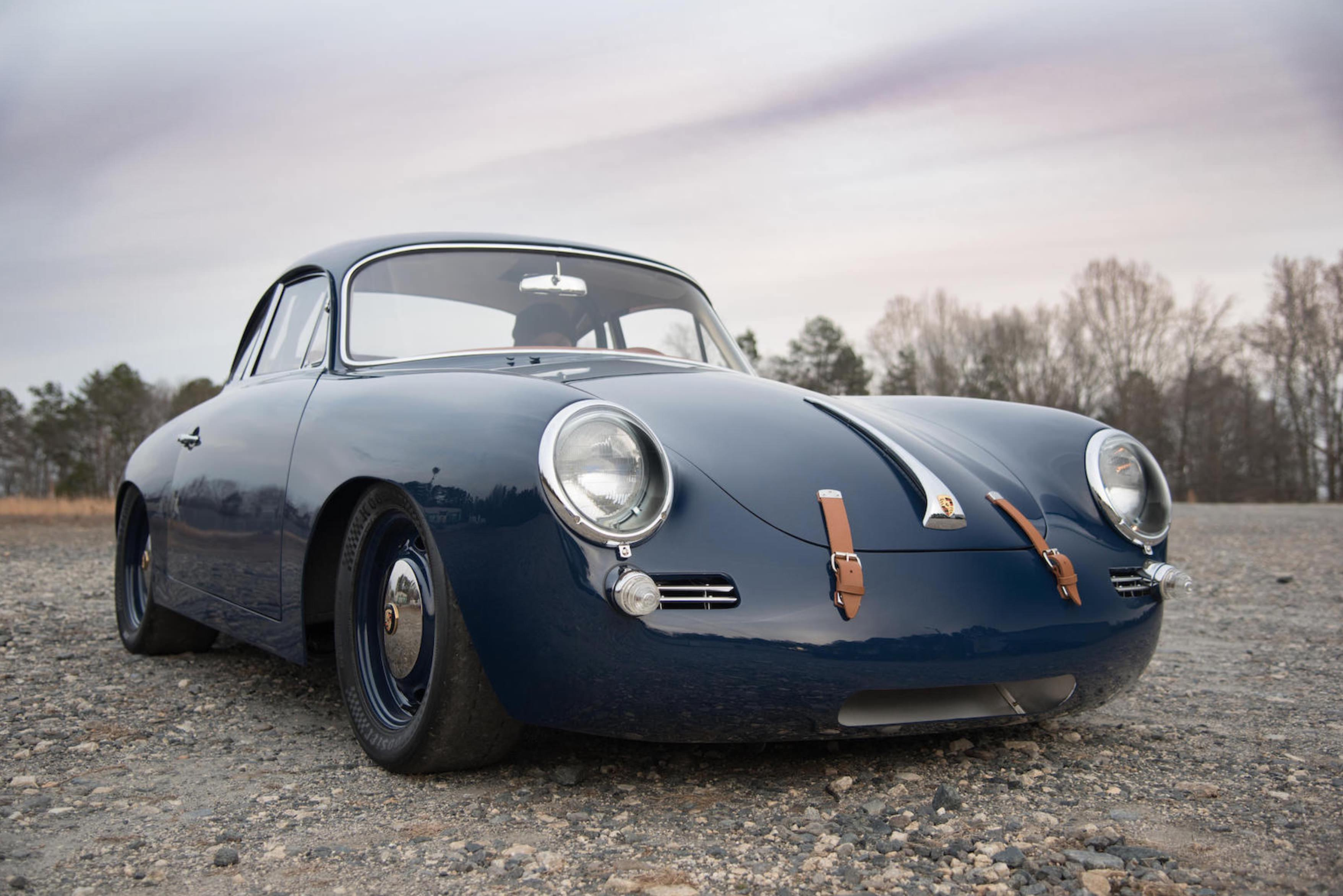 A 1964 Porsche 356 Outlaw With A 236 Hp 2 8 Liter Flat 6