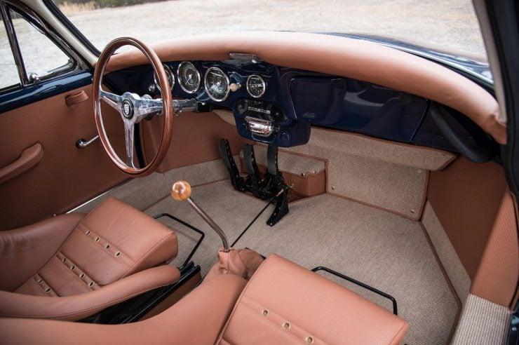 Porsche 356 Outlaw Interior