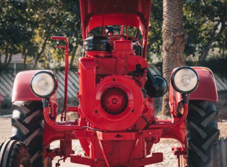 Porsche Tractor 6 450x330 - Porsche Tractor - A Rare 1961 Porsche Junior 108