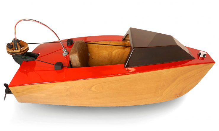 Rapid Whale Mini Boat