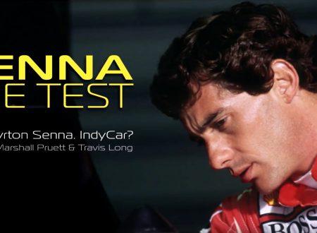 SENNA The Test Indy Car Documentary 450x330 - Documentary - SENNA: The Test - Ayrton Senna's 1992 Indy Car Test
