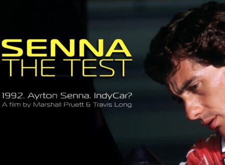 SENNA The Test Indy Car Documentary