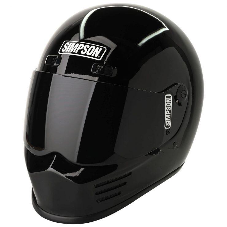 Simpson Street Bandit Helmet Black