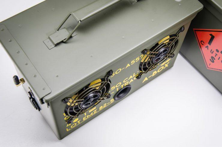 Thodio .50 Cal A-Box Top