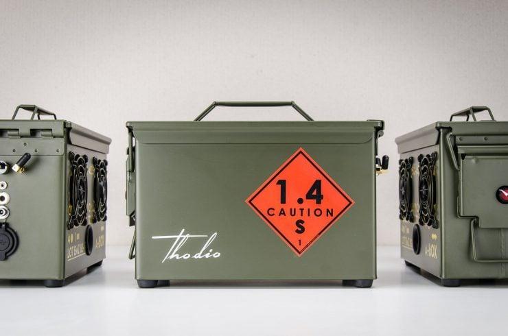 Thodio50 Cal A-Box Back