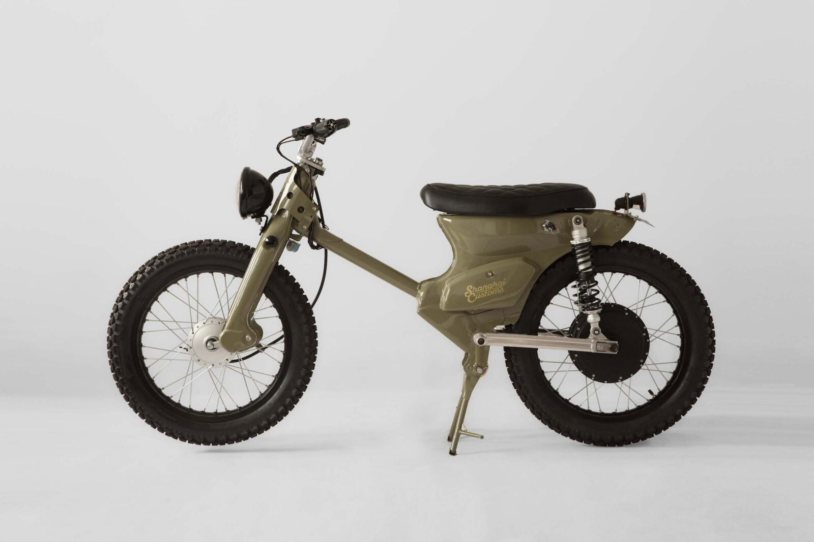 The eCub A Retro Electric Motorcycle by Shanghai Customs 1600x1067 - The eCub 2 - A Retro Electric Motorcycle by Shanghai Customs