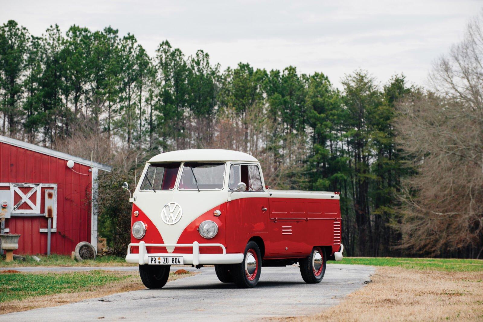 Volkswagen Single-Cab Pickup