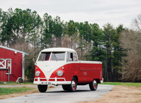 Volkswagen Single-Cab Pickup