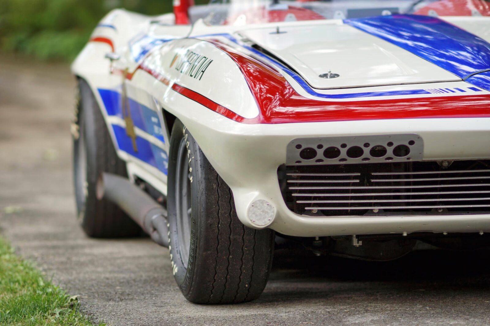 supernova corvette racer 3 1600x1064 - The Supernova Corvette - Bill Jobe's 1964 Chevrolet Corvette Racer