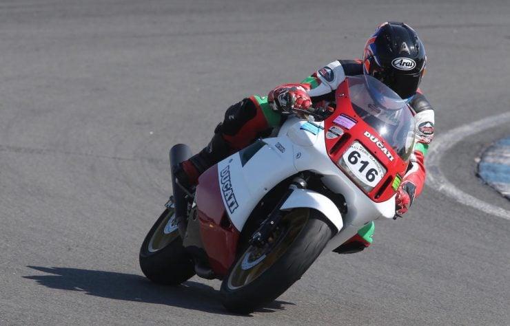 Alan Cathcart Ducati 851