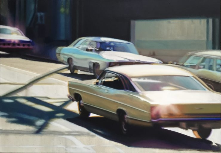 Automotive Art of Ben Addison
