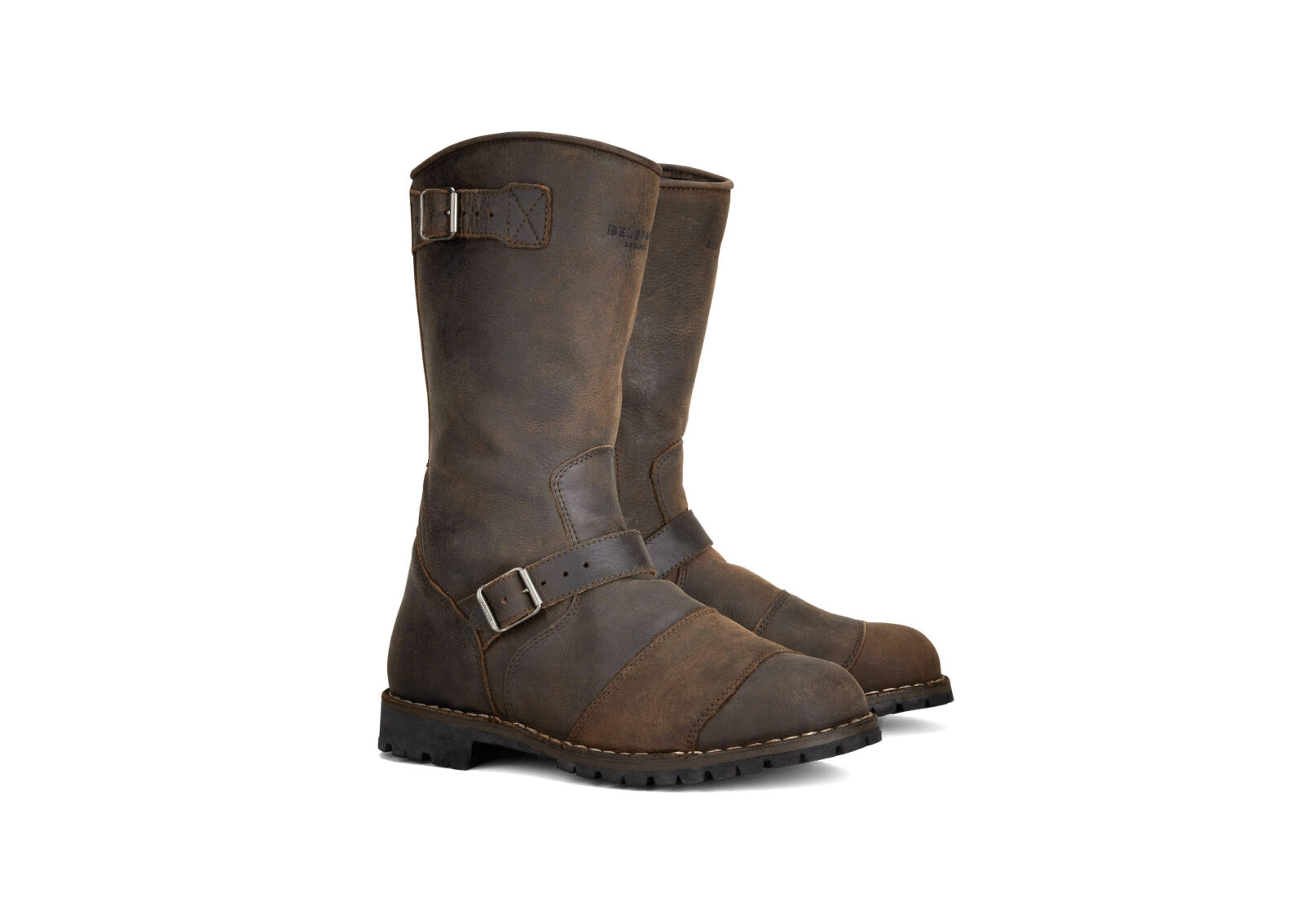 72aef152b1 Belstaff Endurance Boots – Made From Water-Repellent Buffalo Leather