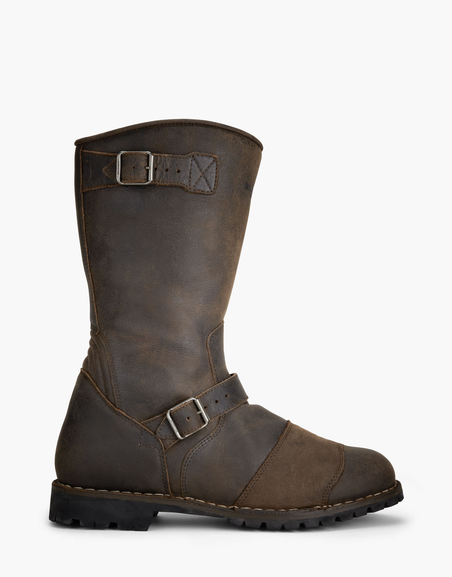 a3db6b3b49 Belstaff Endurance Boots - Made From Water-Repellent Buffalo Leather