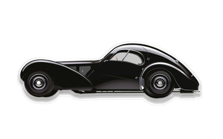 Bugatti Atlantique 57sc
