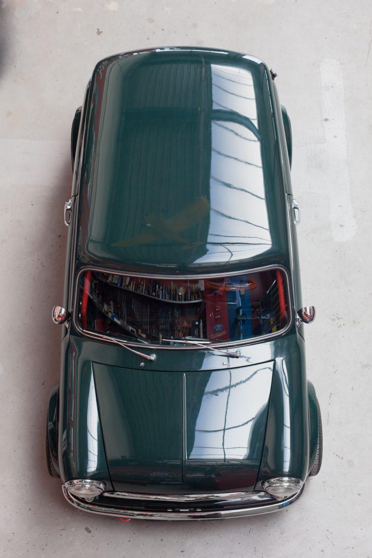 Classic Mini Cooper Roof 740x1110 - Little Dutch Sleeper: A Restomod 1380cc 1980 Classic Mini
