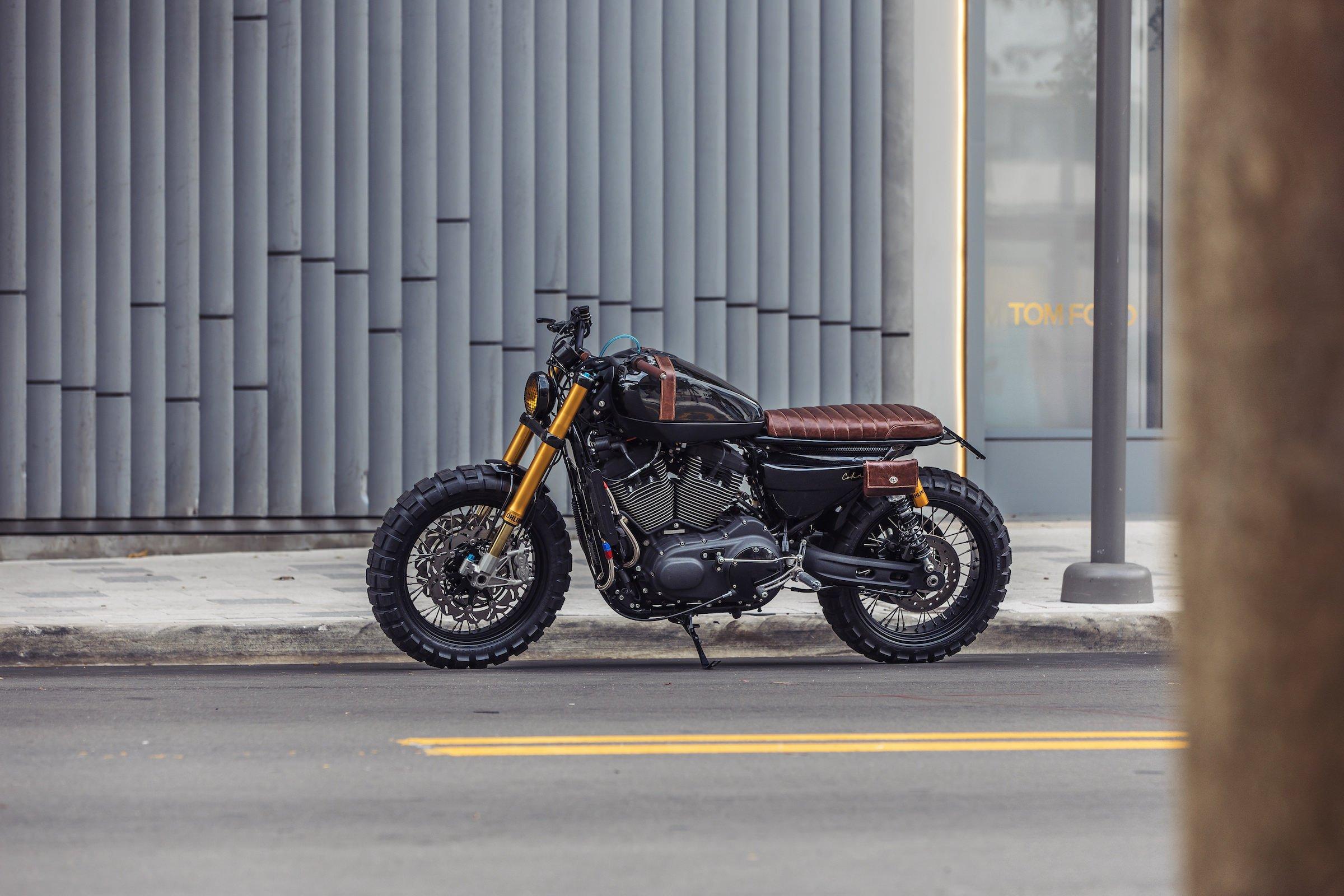 Cohn Racers Custom Harley-Davidson XR1200X