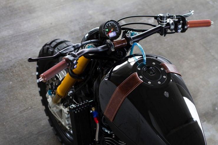 Custom Harley-Davidson XR1200X