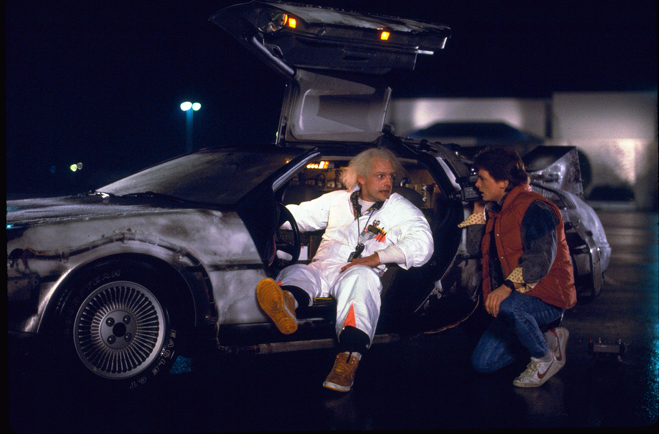 Delorean Dmc 12 The Essential Buying Guide 1983 Fuse Box Back To Future Was A Movie That Combined Enormous Vividness With Characters And Situations Audience Could Immediately Identify