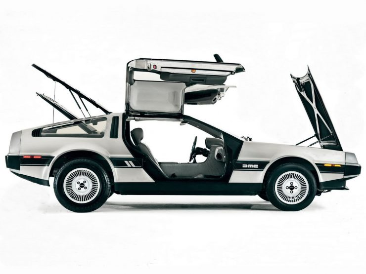 DeLorean DMC-12 Open