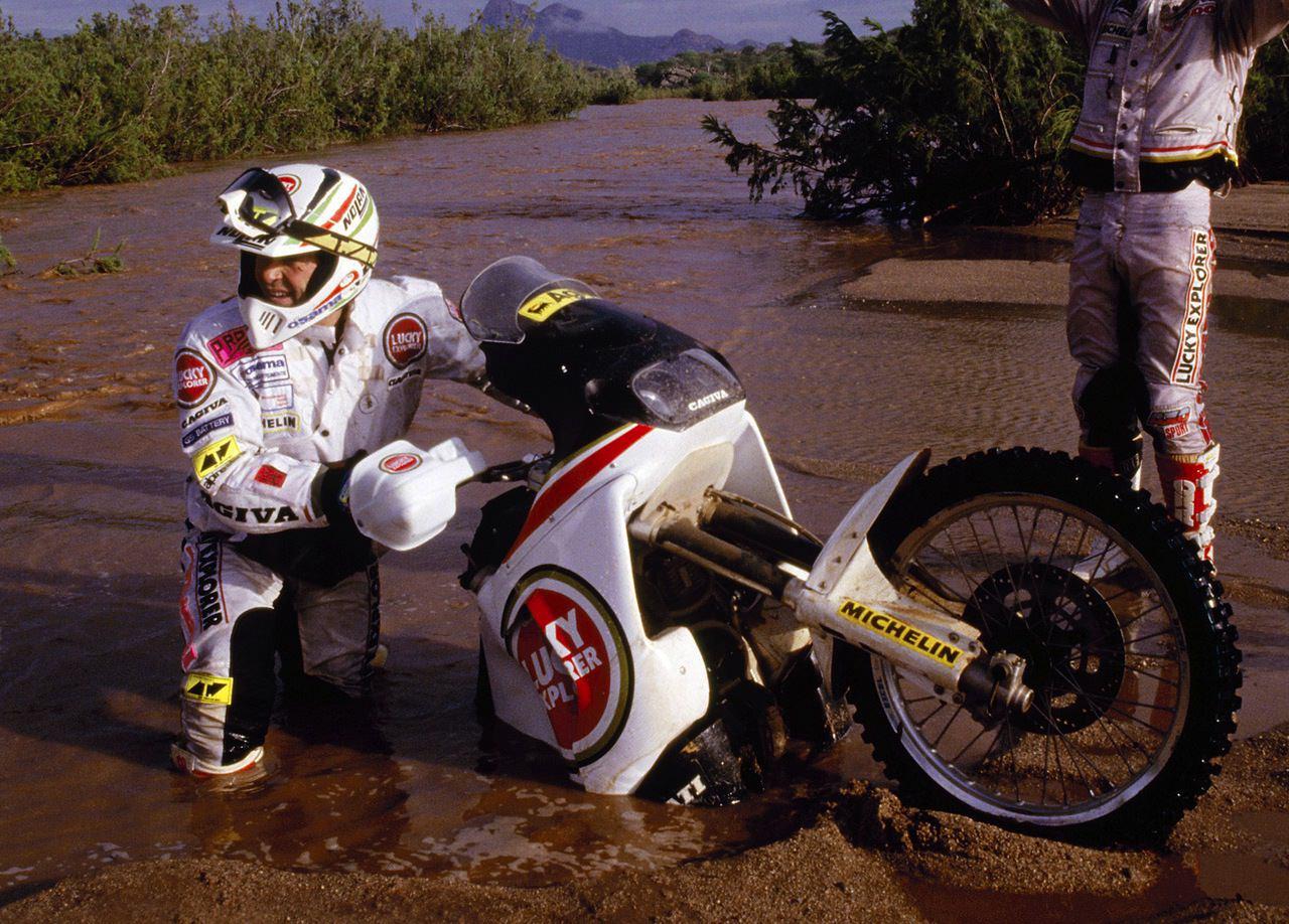 Documentary - The Paris - Dakar Rally