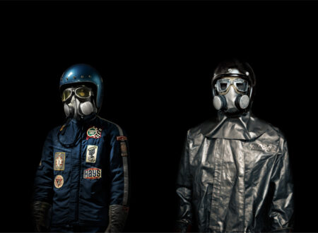 Dragster Drivers By Photographer Benedict Redgrove