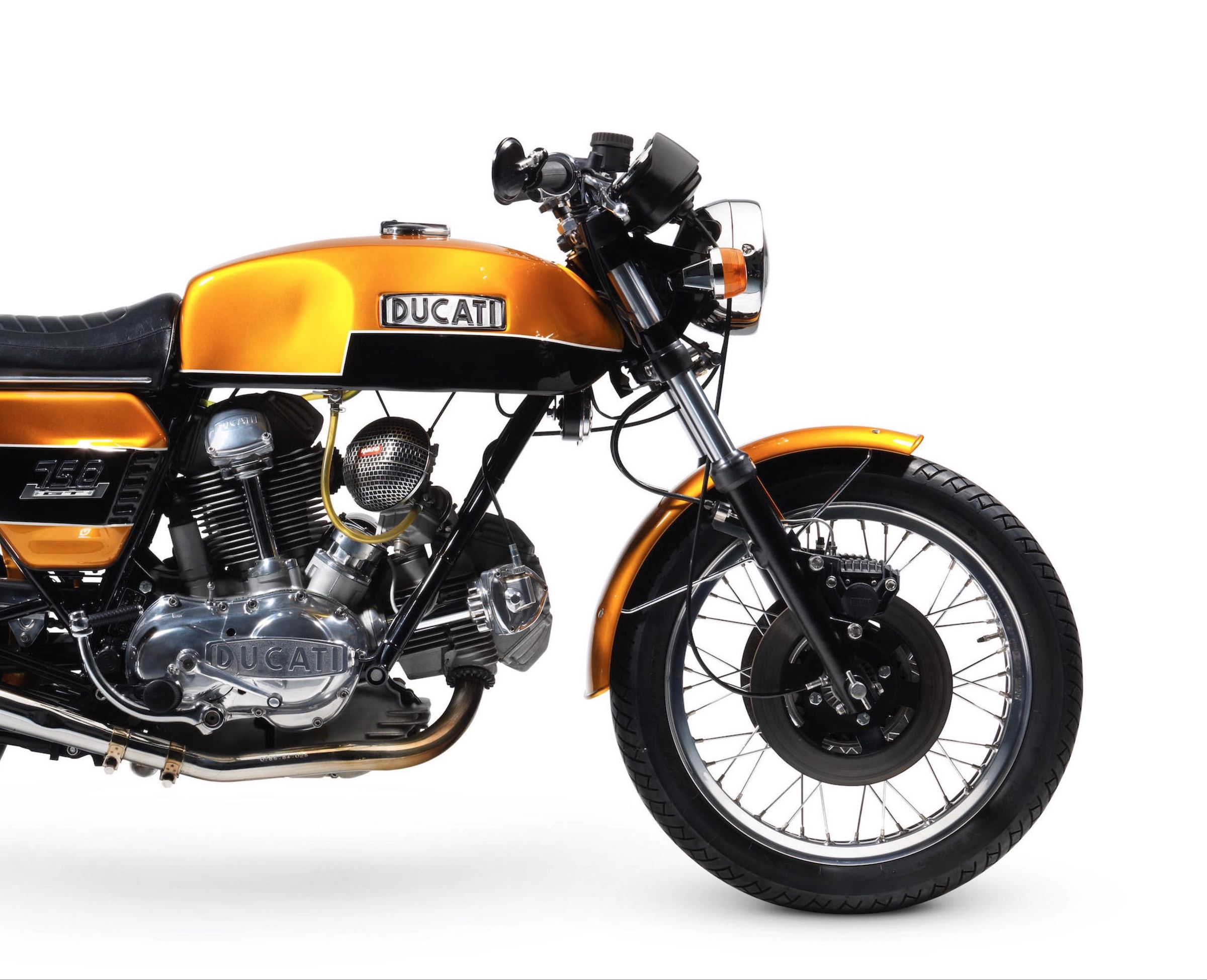 the first ducati production l twin the ducati 750 gt. Black Bedroom Furniture Sets. Home Design Ideas