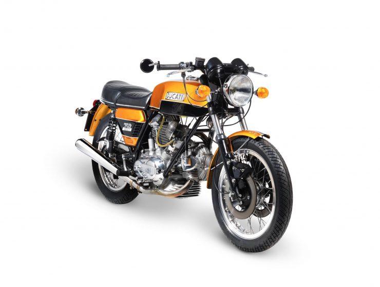 Ducati 750 GT Motorcycle