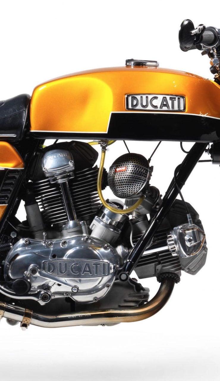 Ducati L-Twin Engine