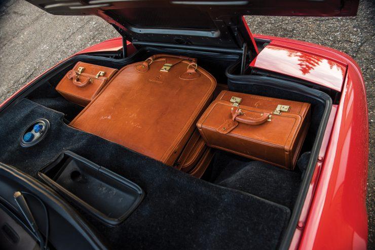 Ferrari Testarossa Trunk
