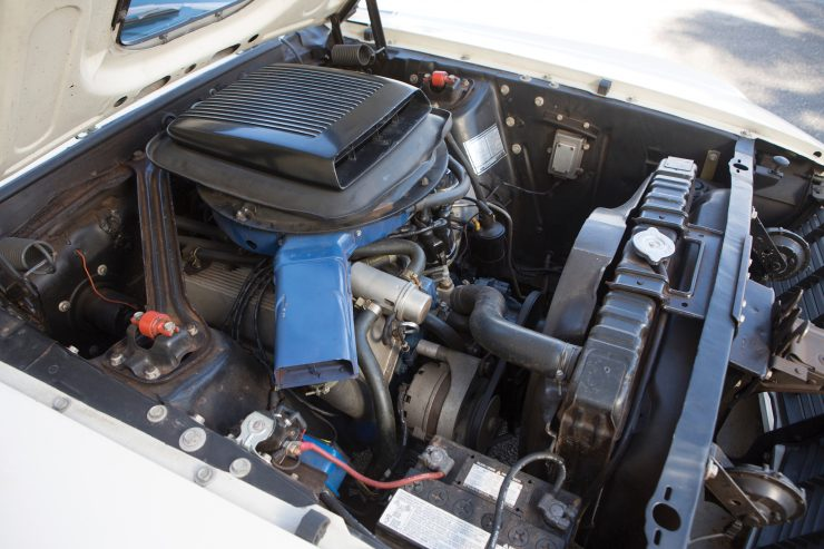 1970 Ford Mustang Boss 302 Engine 2