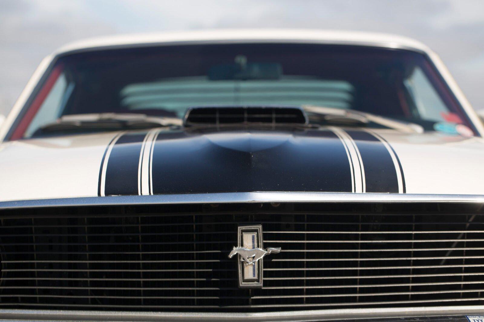 Ford Mustang Boss 302 Hood
