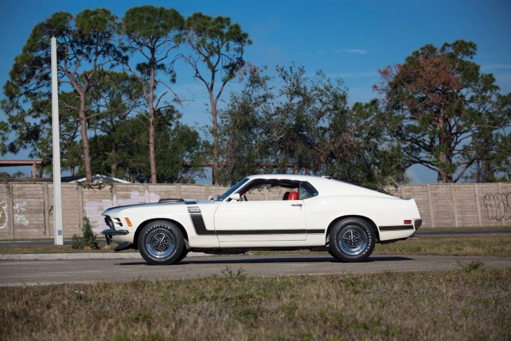 1970 Ford Mustang Boss 302 Side