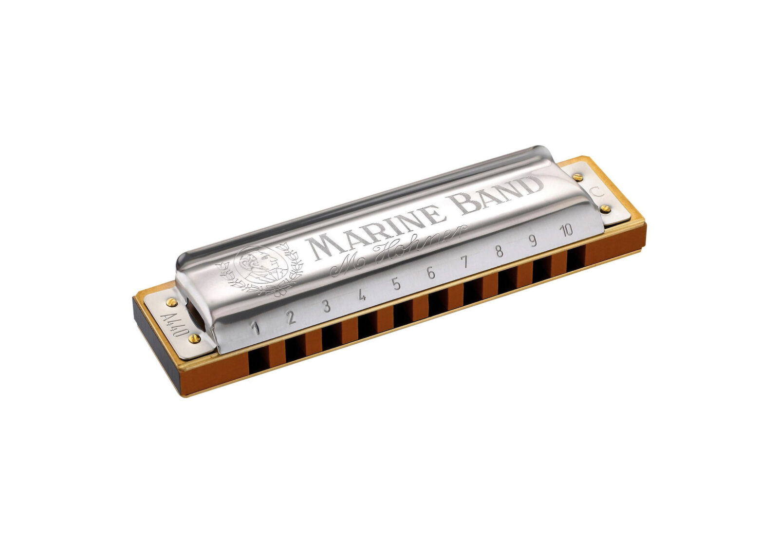 The Hohner Marine Band Harmonica - King of the Harps
