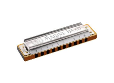 Hohner Marine Band Harmonica Main