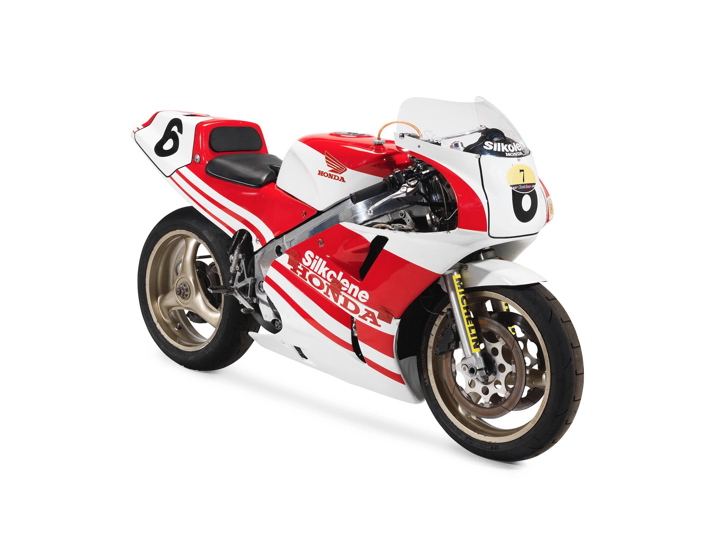 Honda VFR750R Type RC30 Racing Motorcycle