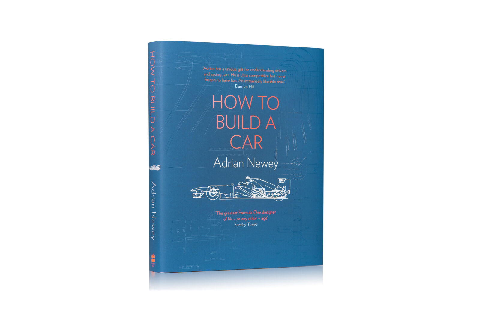 How to Build a Car – The Autobiography of the World's Greatest Formula 1 Designer