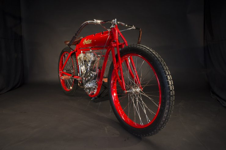 Indian Twin Board-Track Racer Main