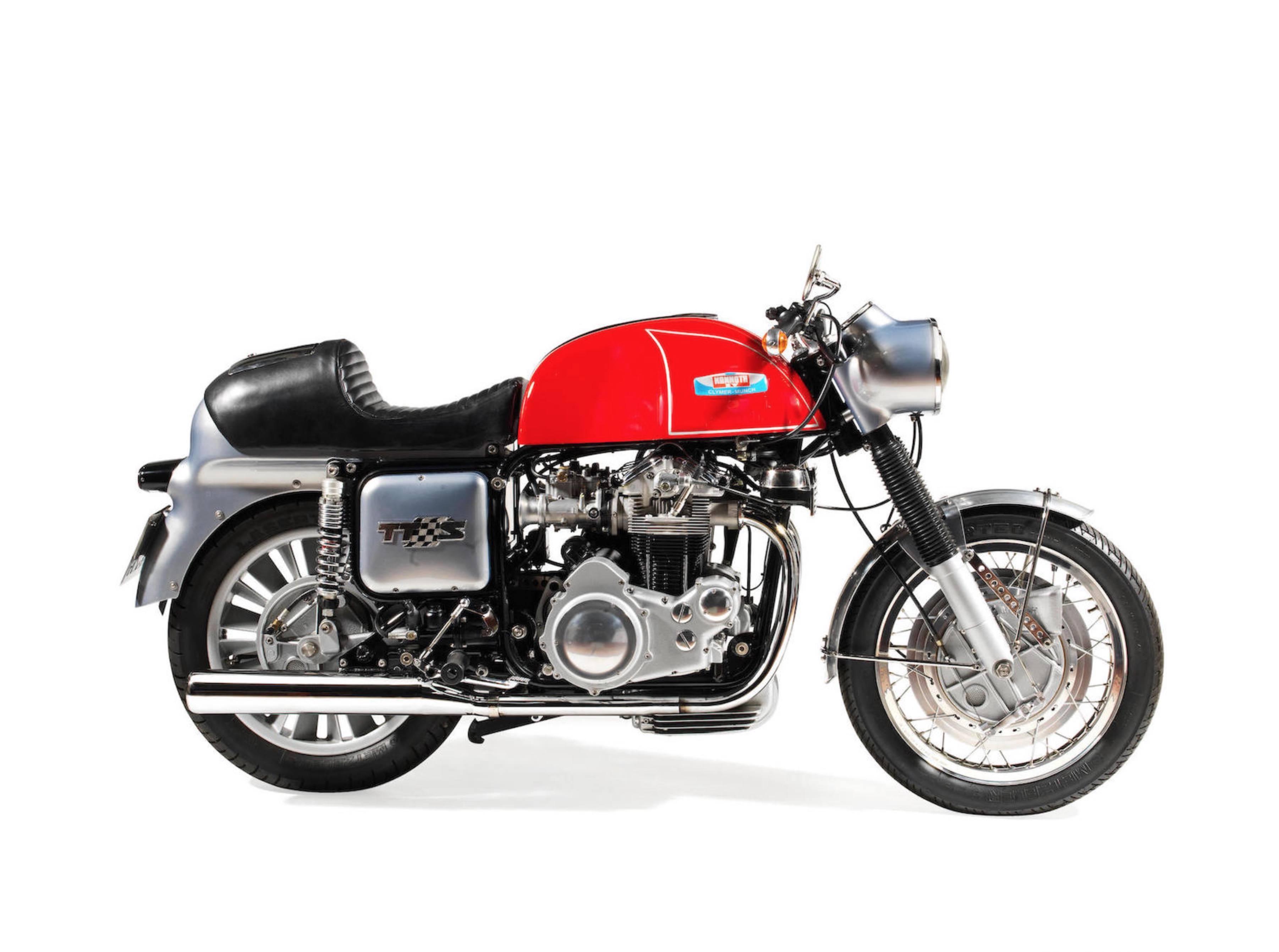 The Munch Mammoth - A Rare 140mph 1200cc Superbike